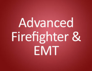 advanced Firefighter and EMT Training