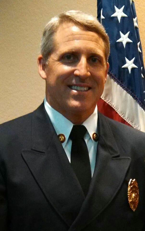 John R. Wayne, M.A.A., EMT-P